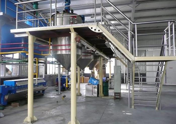 浙江上虞華糧油脂有限公司