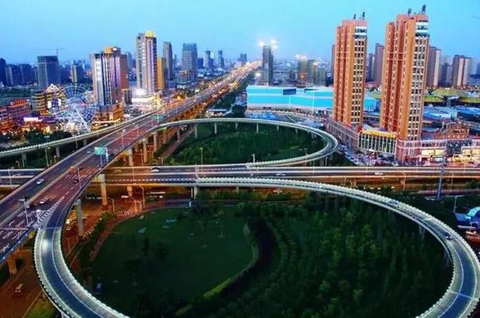 外環北路通寧大道快速化改造工程