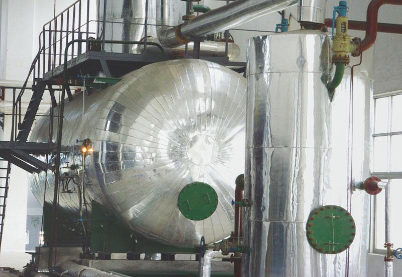 无锡太湖锅炉有限公司锅炉安装