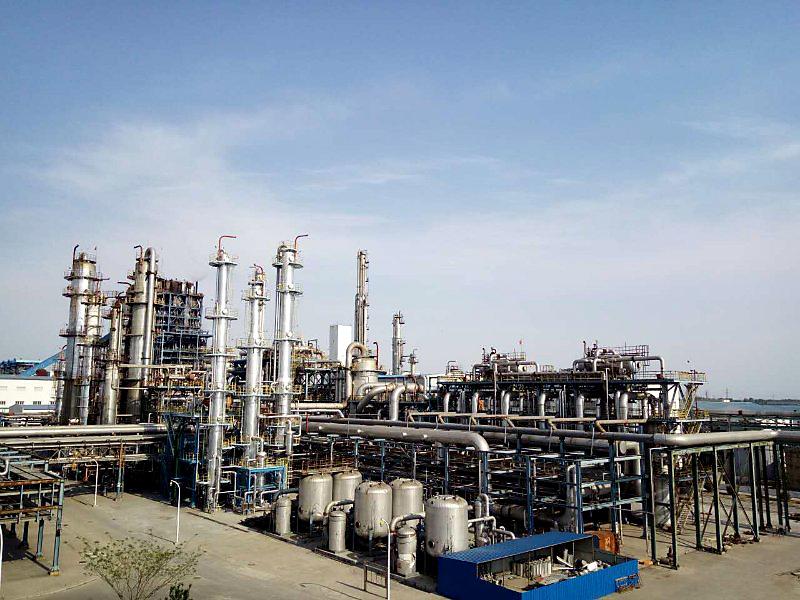 新鄉中新化工有限公司20萬噸/年乙二醇裝置檢修維護