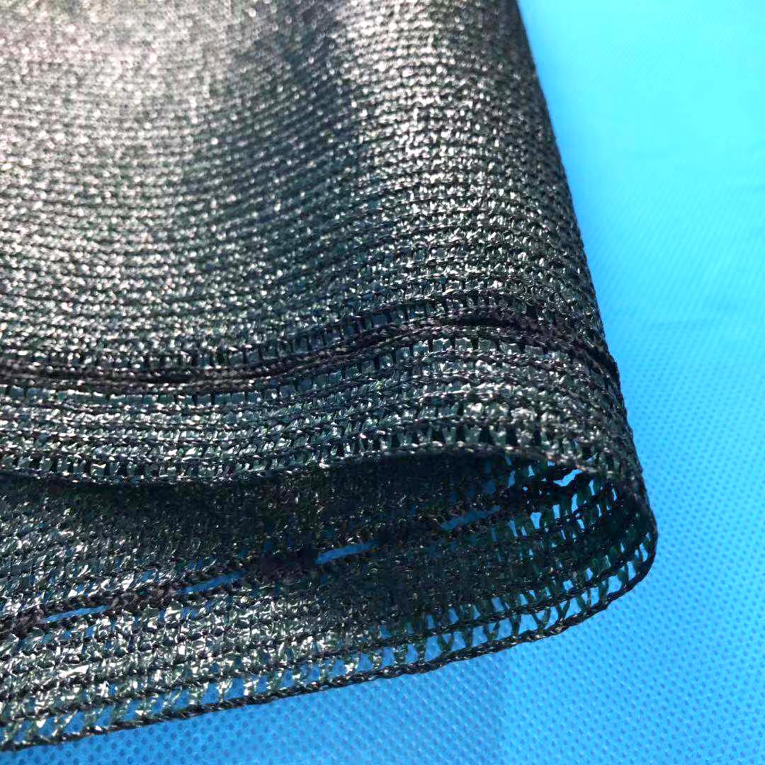 邁希爾6針墨綠色編織遮陽網