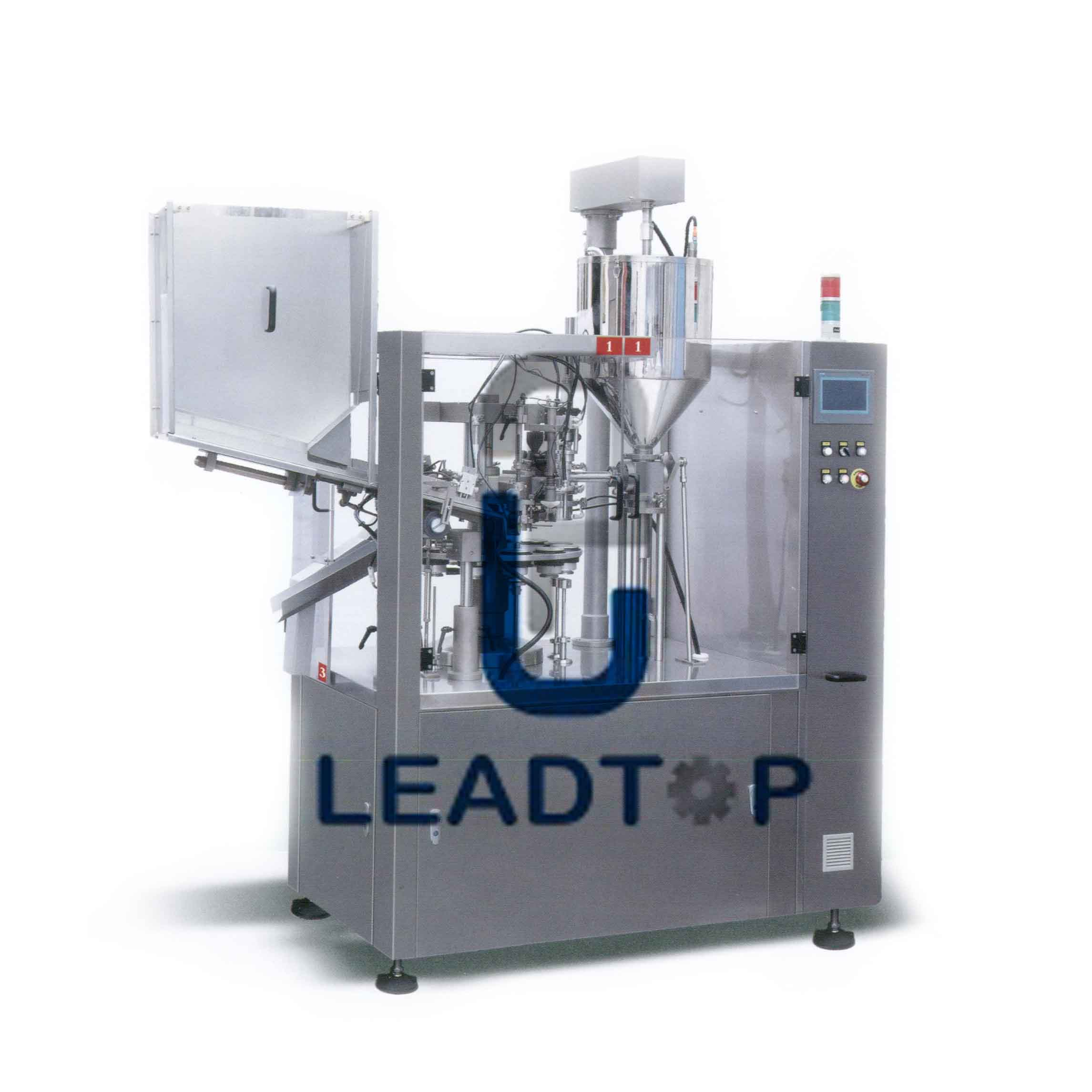 NF-60Z/60A/80A Automatic Filling and Sealing Machine
