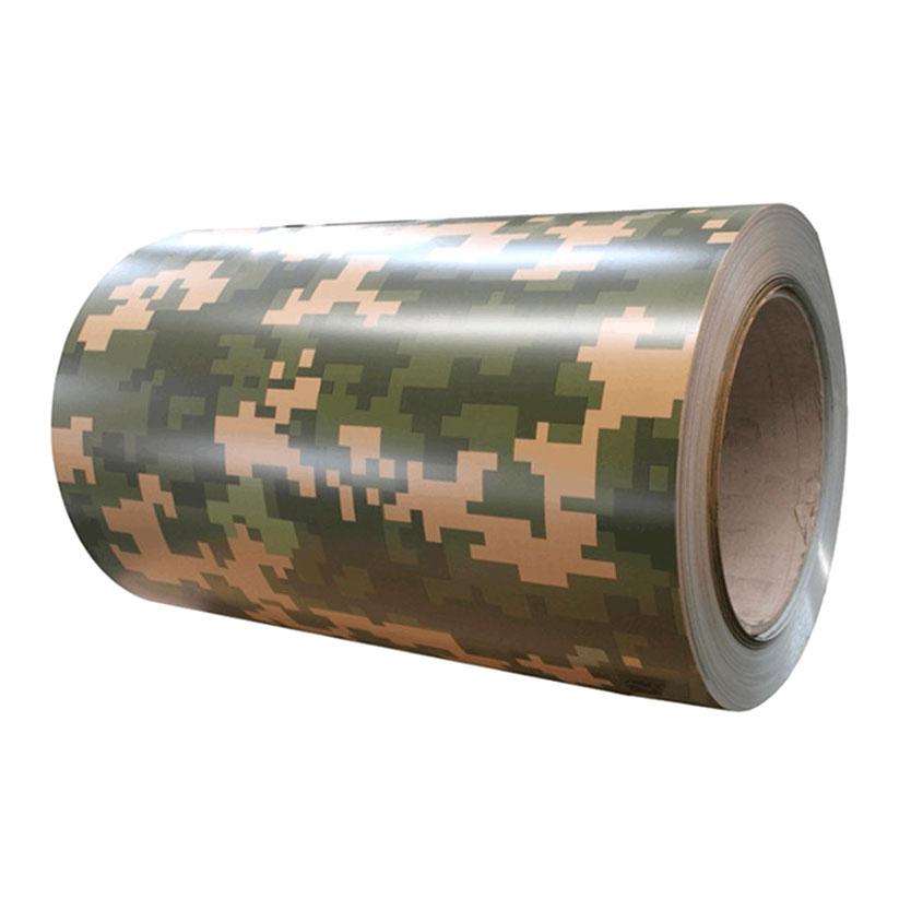 Camouflage Grain PPGI_PPGL_PPAL