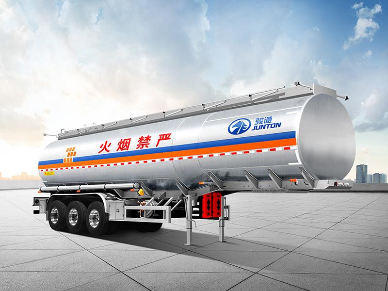 罐车-铝合金易燃液体运输车