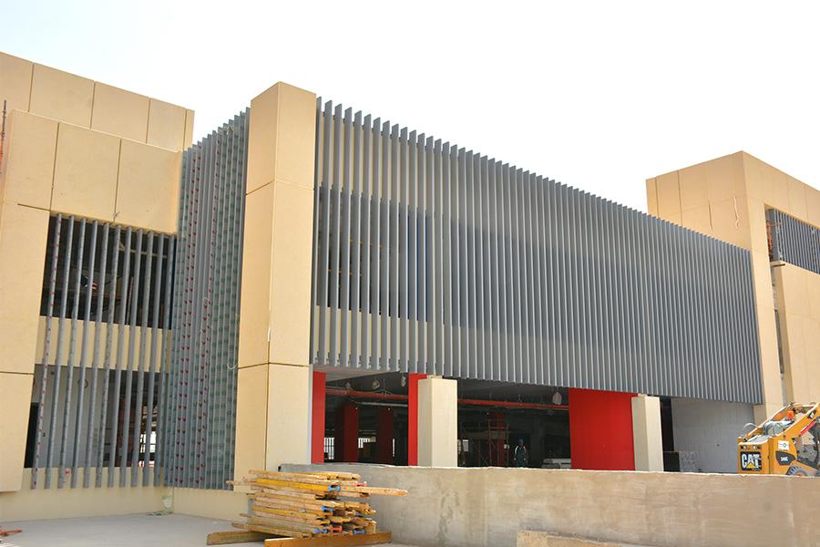 沙特阿拉伯麦加医院铝项目