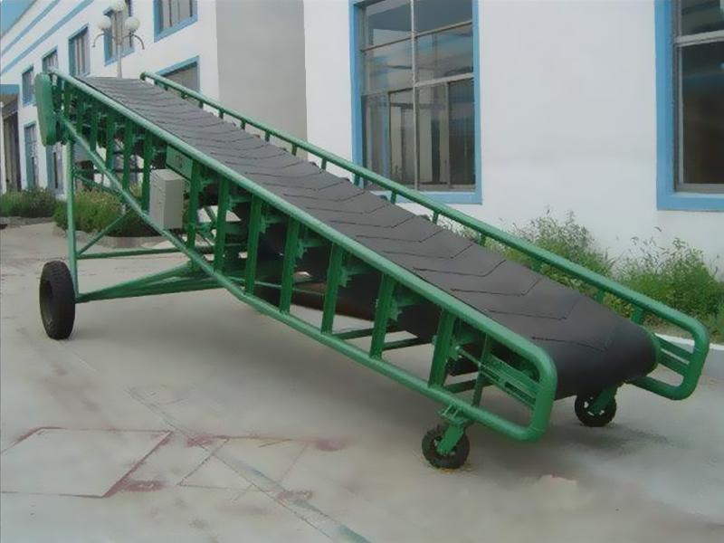 DY系列可移動式皮帶輸送機