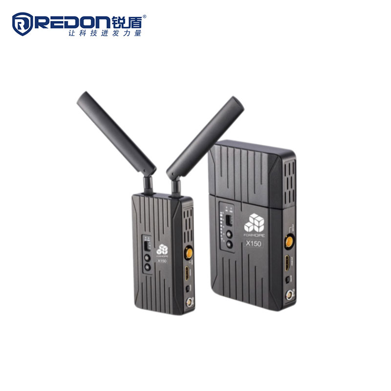 Wireless video and audio transmission system