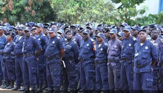 Angola plans to recruit about 6000 national police in 2021