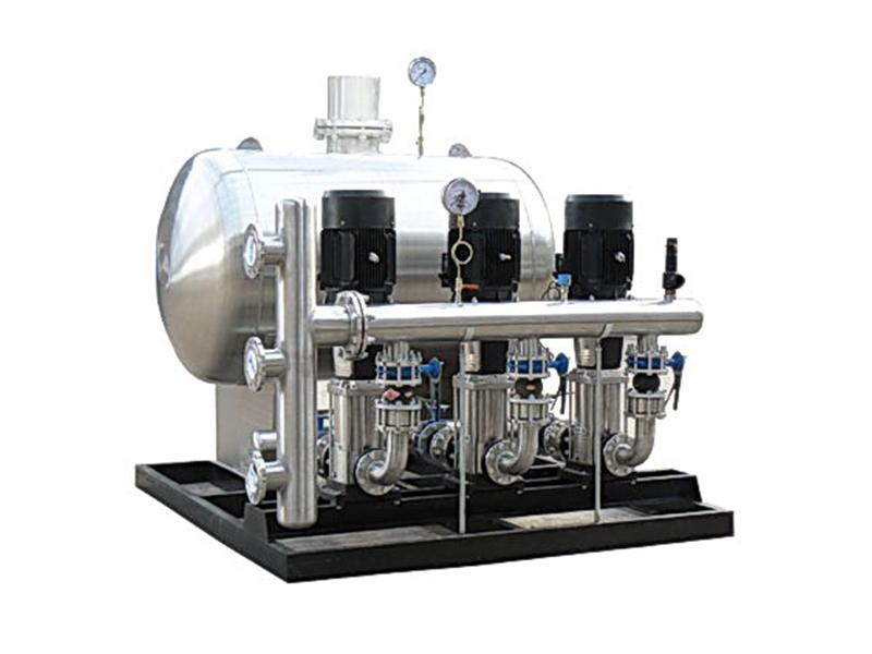 無負壓給水設備