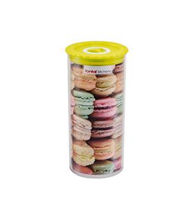 饼干圆形密封罐 1.35L