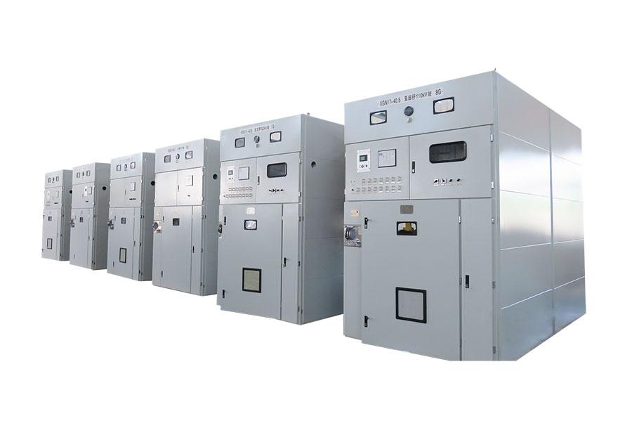 XGN-40.5箱型固定式戶內交流金屬封閉開關設備