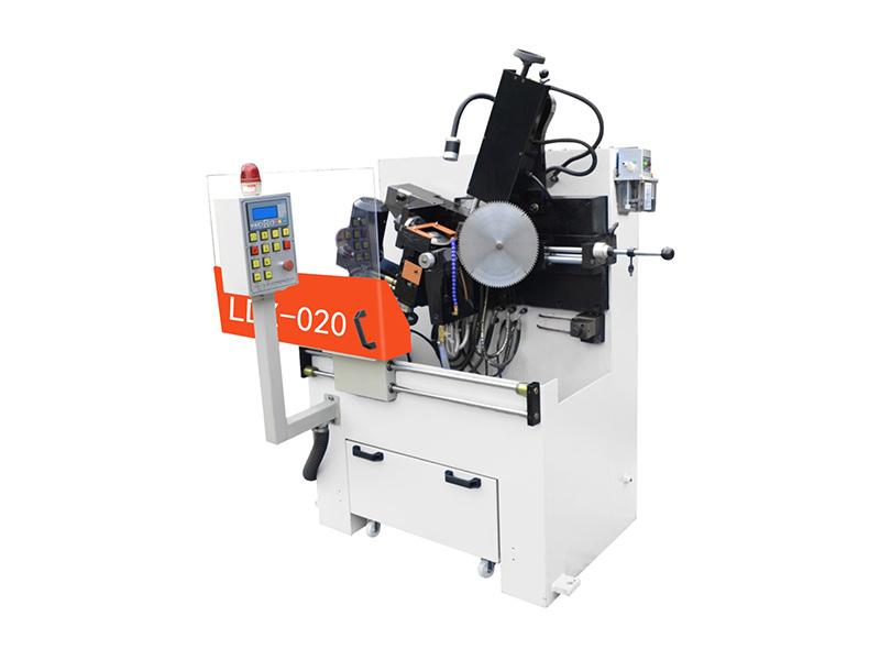 LDX-020簡易型前后角磨齒機