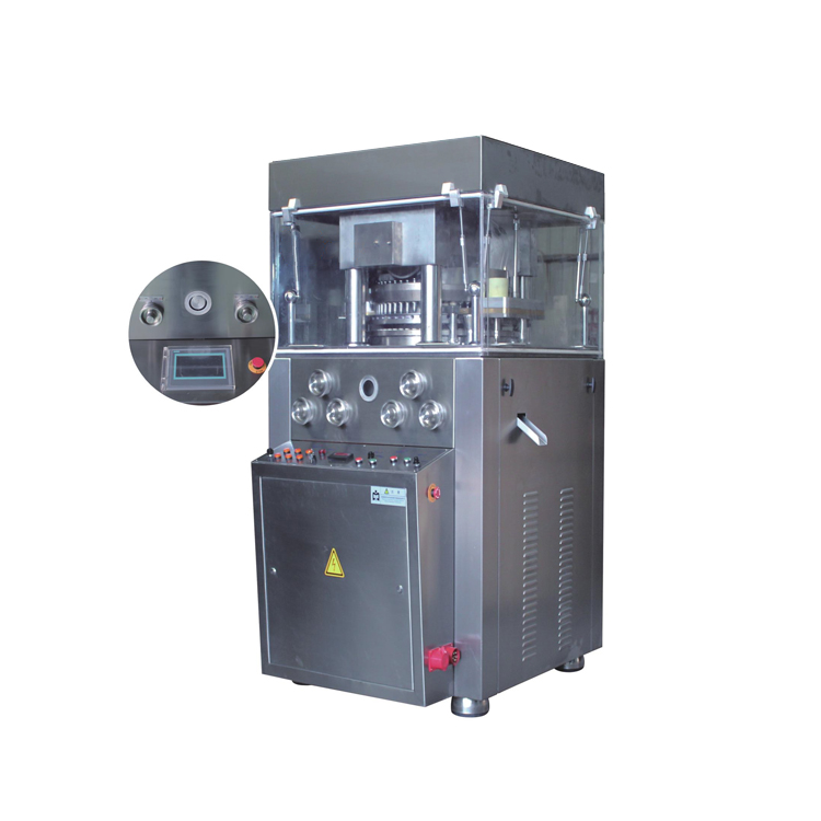 GZPK580i Series Double Discharging High-Speed Rotary Tablet Press
