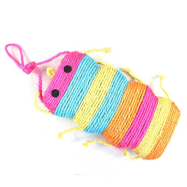 剑麻l类猫玩具