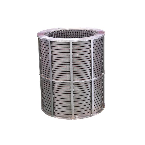 風力發電機定子鐵芯