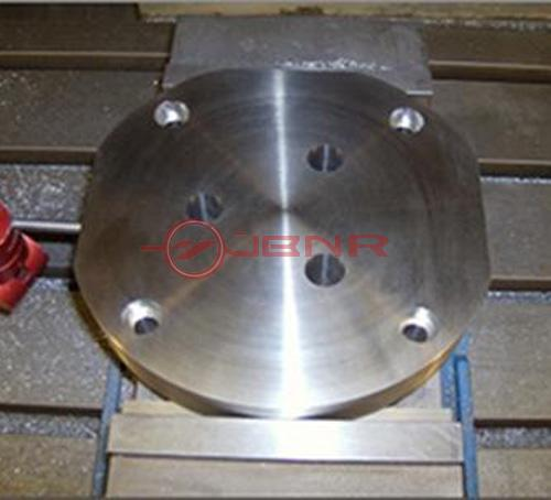 High-temperature tooling parts