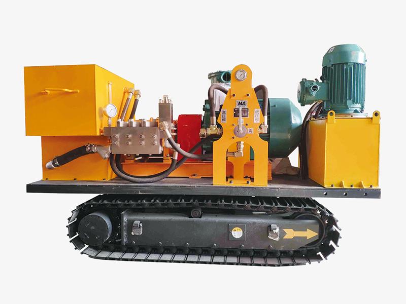 煤矿钻孔用注水排渣装置KZS150/24L型