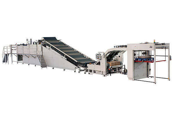 YC146L/166L Automatic High Speed Laminating Machine