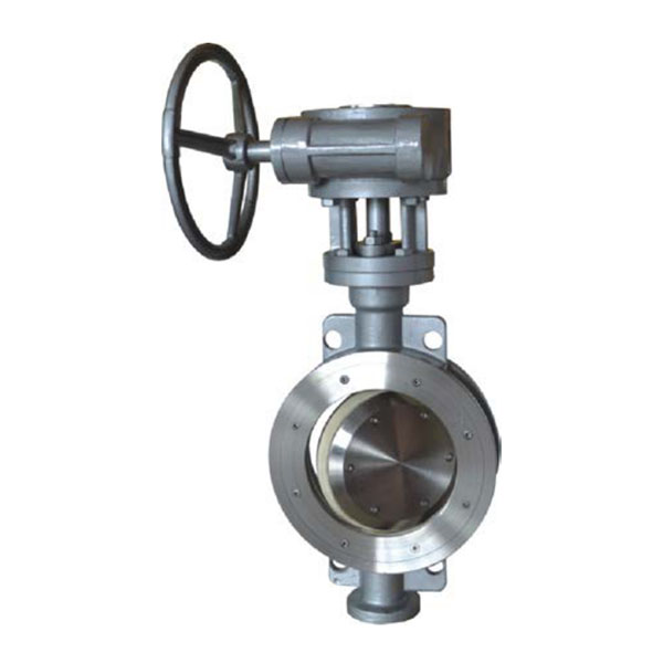 D371tc wafer ceramic butterfly valve