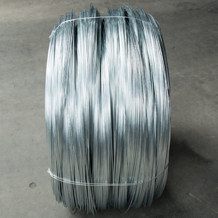 Hot Dipped Galvanized Ion Wire