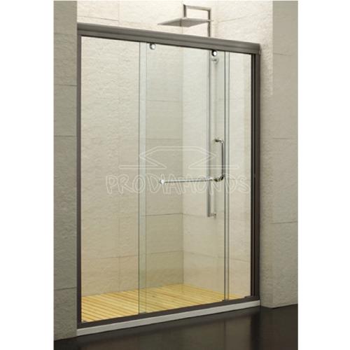 White/Black color shower sliding door roller set