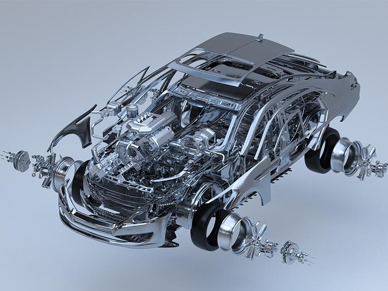 汽車配件發動機氣缸密封性測試具體是什么?