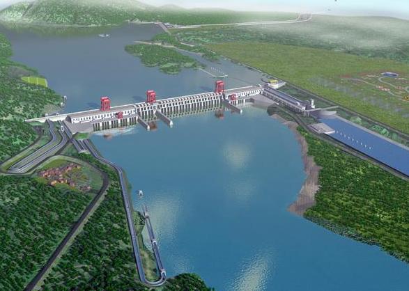 中國政府援助老撾國家水資源信息數據中心正式投入運行