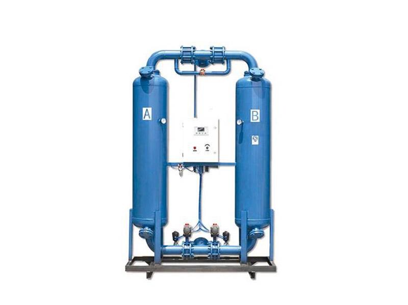 微熱再生吸附式壓縮空氣干燥機