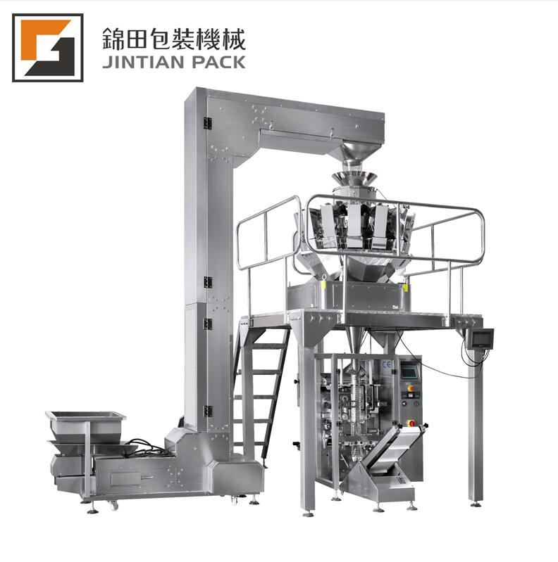 JT-420W Vertical Packing machine line