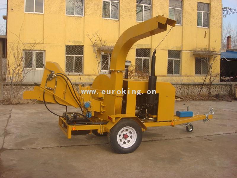 50Hp Diesel Wood Chipper