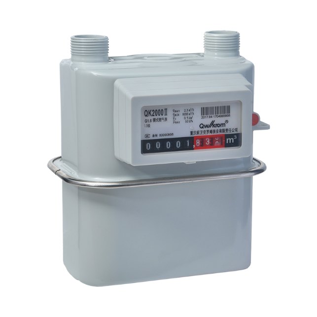 QK2000 Model Ⅱ Diaphragm Gas Meters