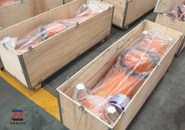 鄭州航宇YBZ系列長桿防爆振動電機現貨充足出口歐洲