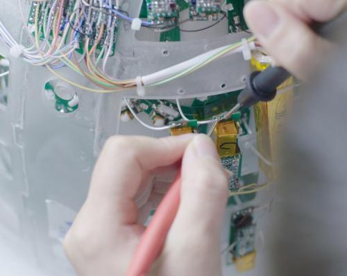 磁共振射頻線圈維修