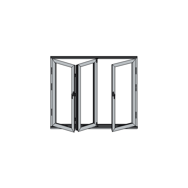歐標C槽折疊門系統A