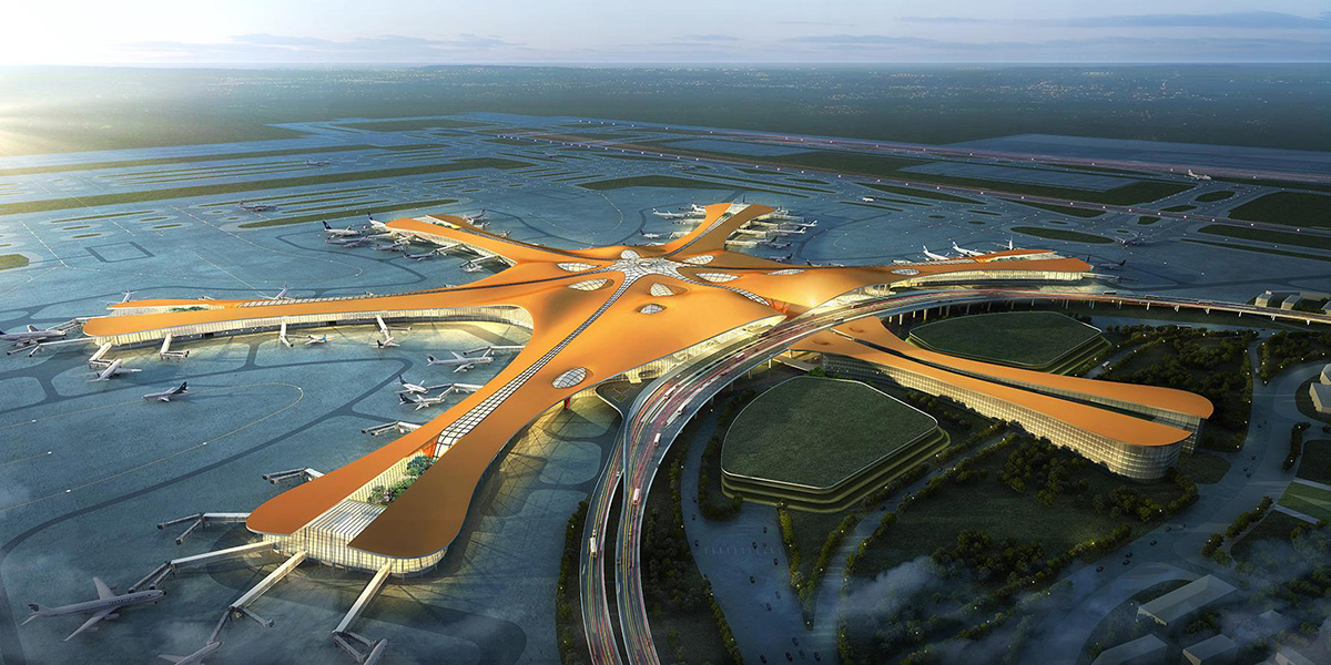 北京新機場航站樓項目
