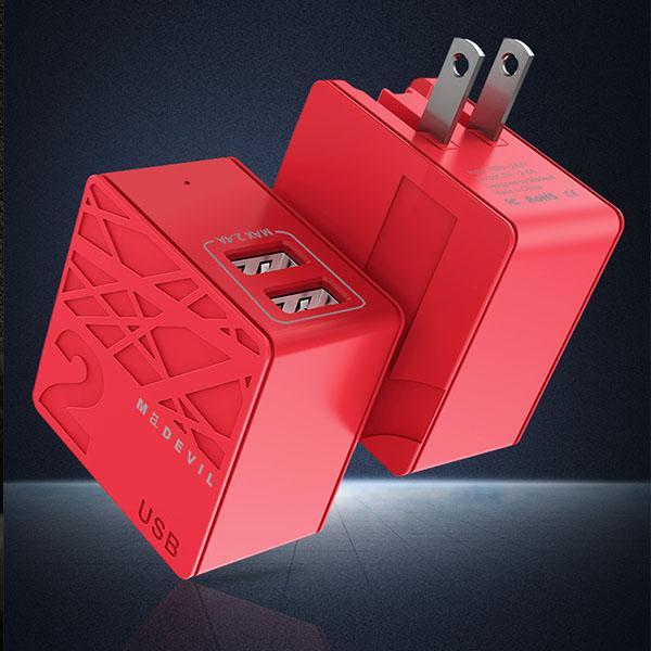 鸟巢充电器