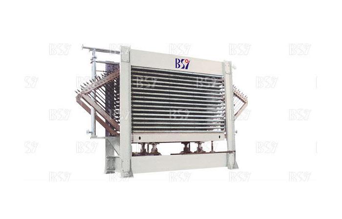 BYG48-40-12 單板干燥熱壓機