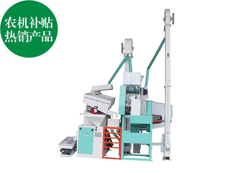 MLNJ15/15 型成套碾米設備