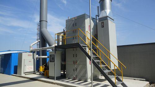 VOCs处理工艺之蓄热催化燃烧设备(RCO)