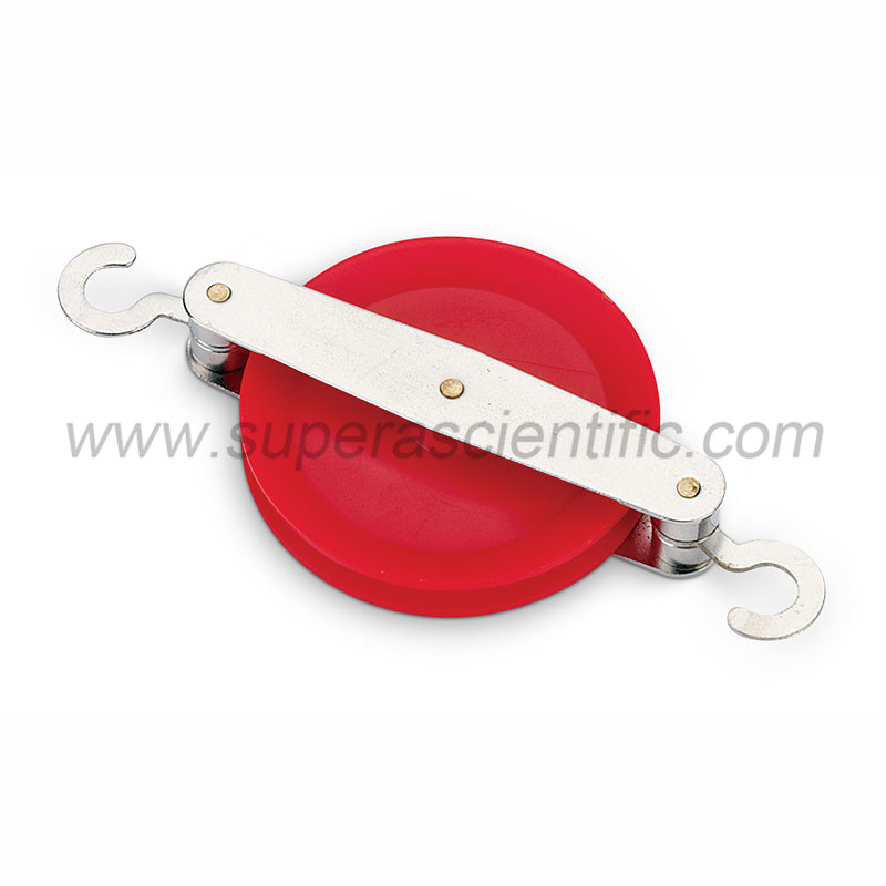 1607-1 Single Colored Pulley