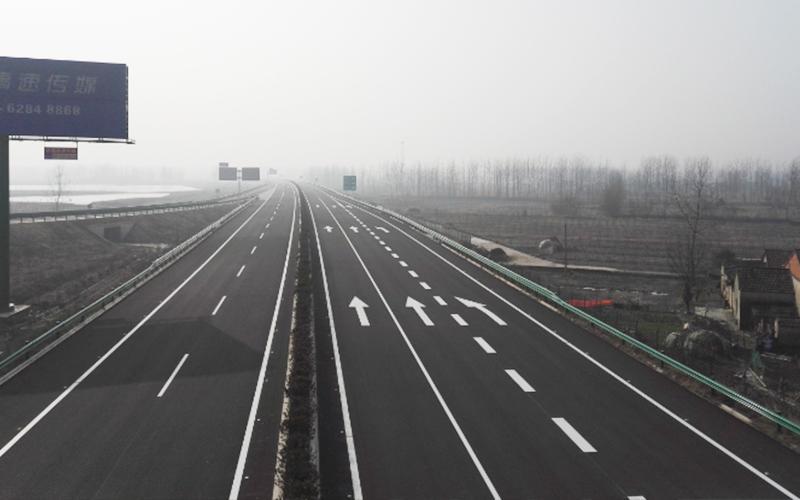 濟祁高速(淮合段)-路基工程