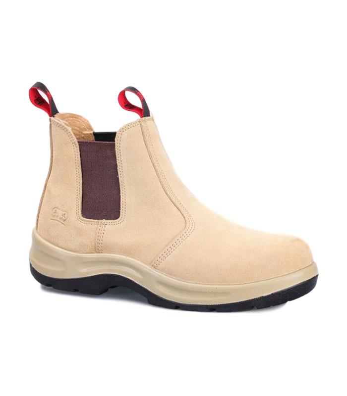 注射系列中幫安全鞋4