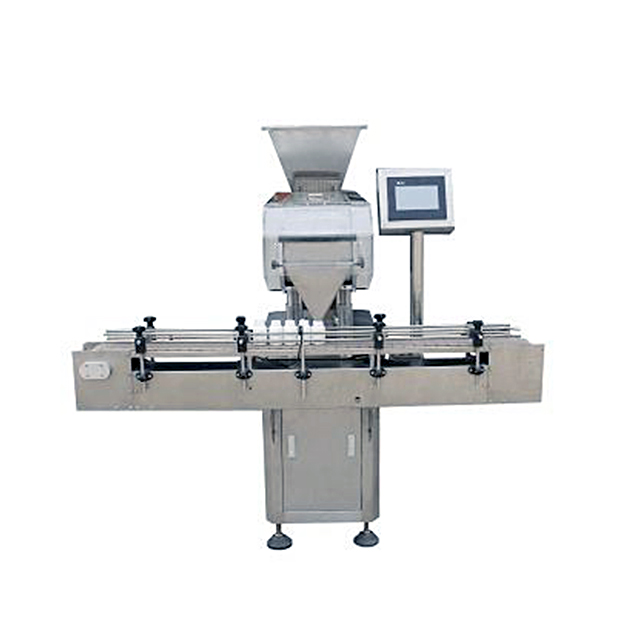 LTEC-8 Automatic Electronic Counting Machine