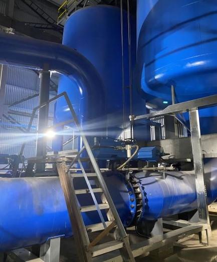 安钢集团7500-80%机前富氧项目