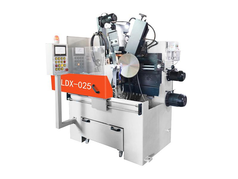 LDX-025全自動前后角磨齒機