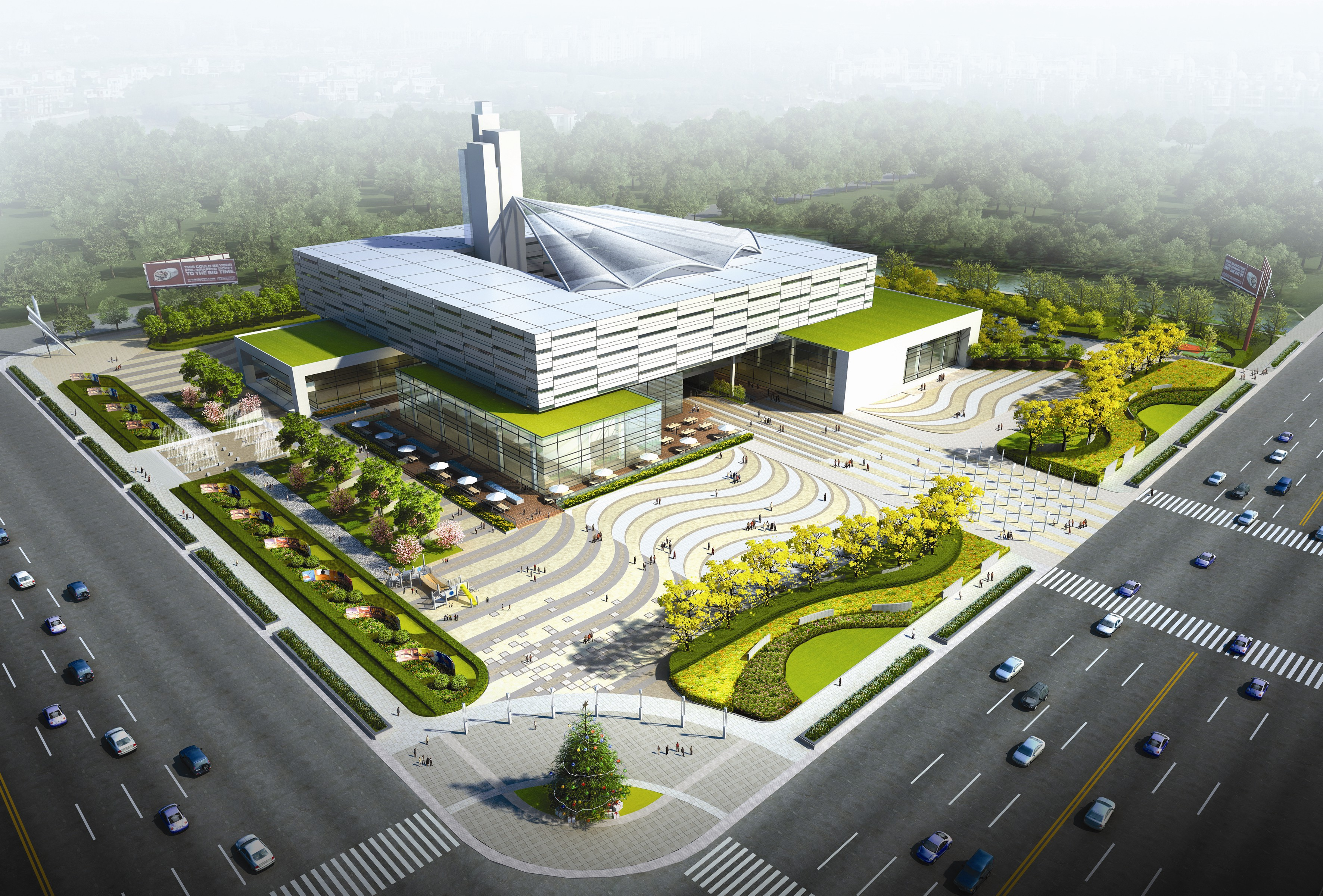 1#鄰里中心工程(1)