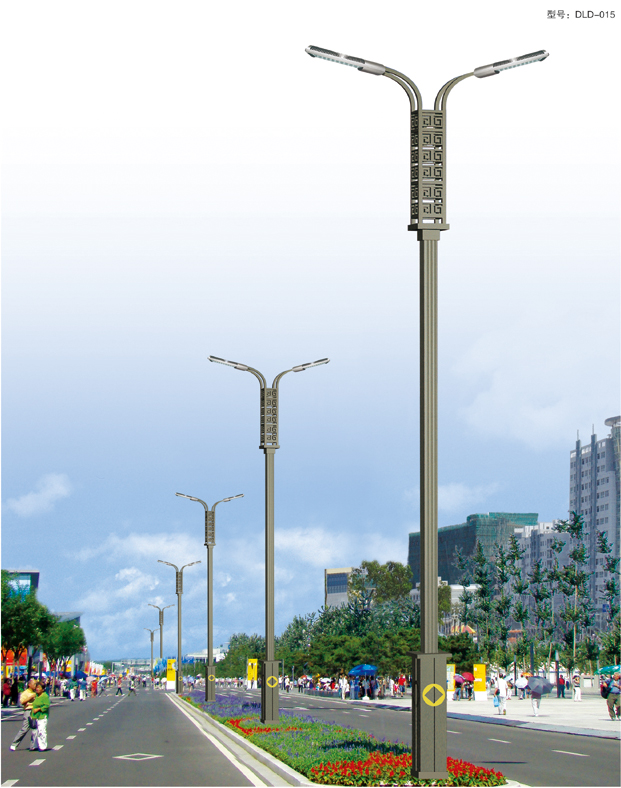 智慧路燈廠家介紹影響太陽能路燈轉化的因素有哪些?