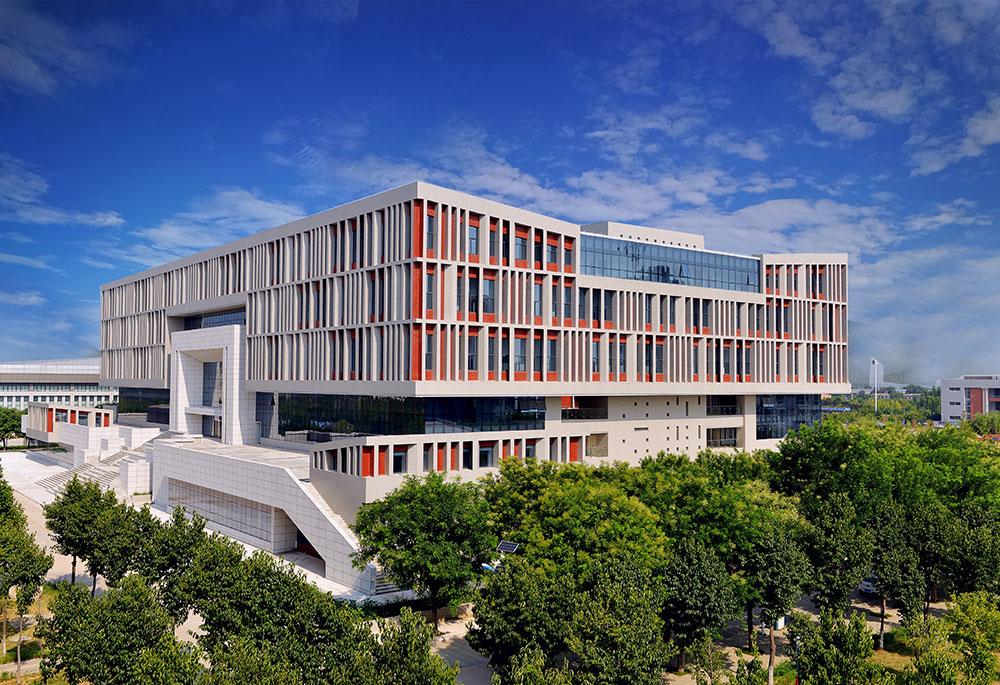 渭南职业技术学院图书馆