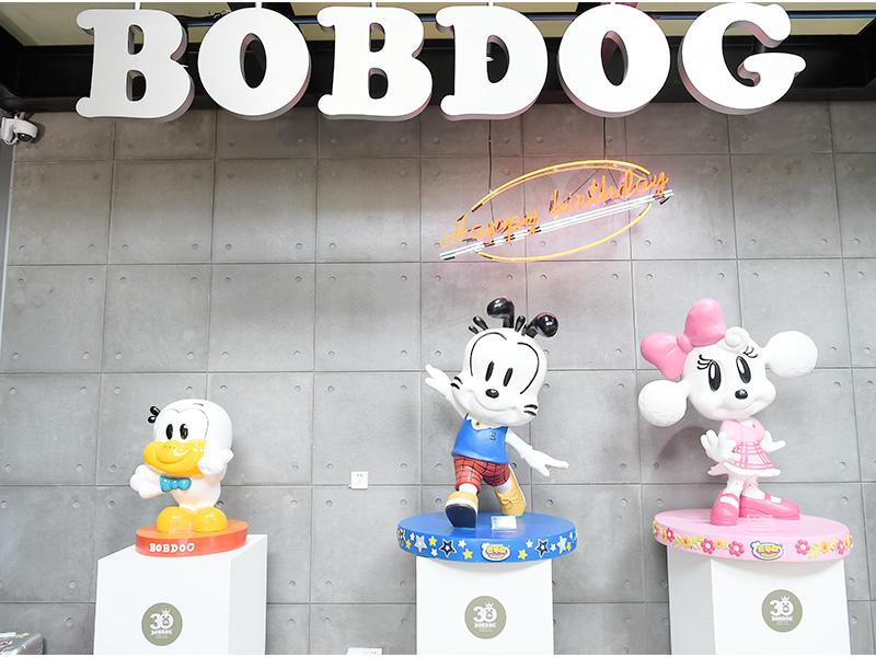 BOBDOG-2021春夏图案发布