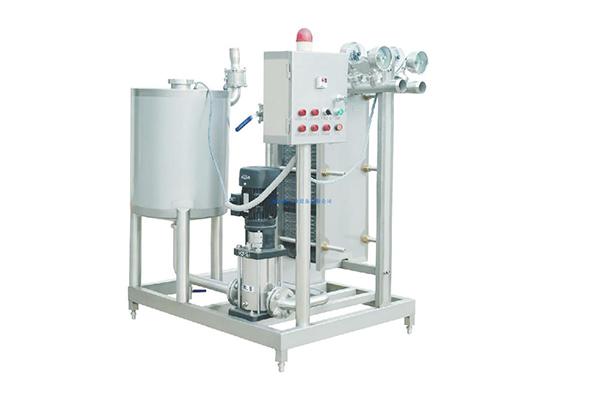板式換熱器(物料加熱機組)